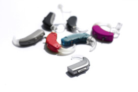 Group of hearing aids