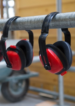 Hearing Protection in Workplace